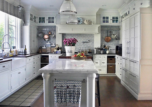 Kitchen Design by Susan Serra